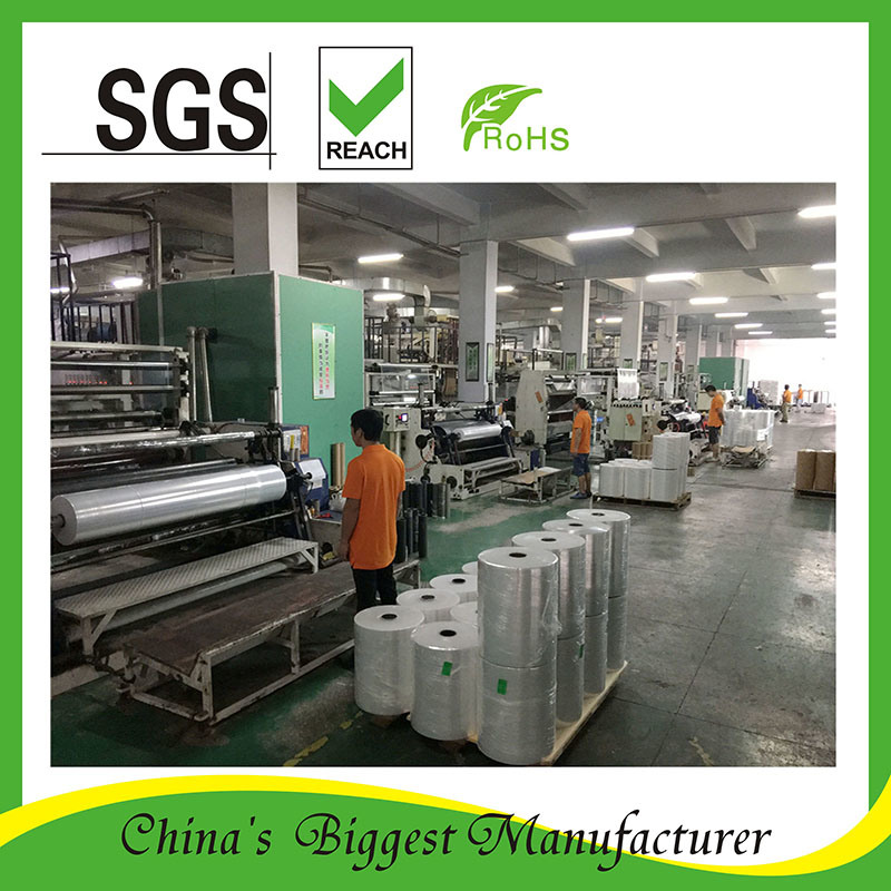 Pallet Wrap Manual Hand LLDPE Stretch Film