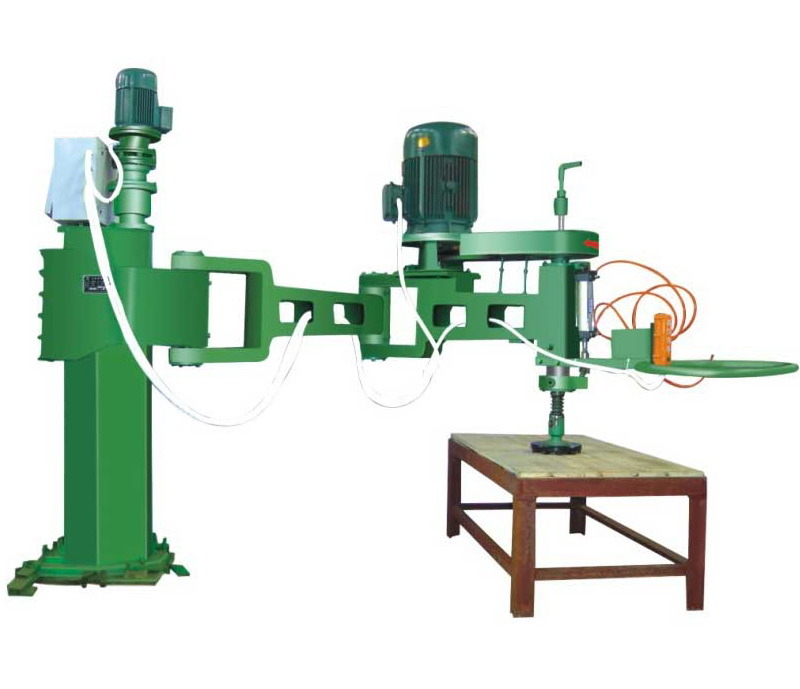 Manual Type Super Mirror Polishing /Grinding Machine
