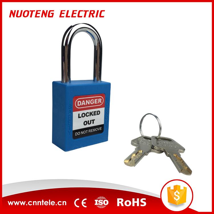 OEM 38mm Short Steel Shackle Safe Lock Safety Padlock