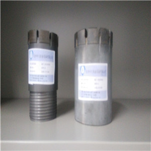 Hq Pq Diamond Impregnated Core Drill Bit