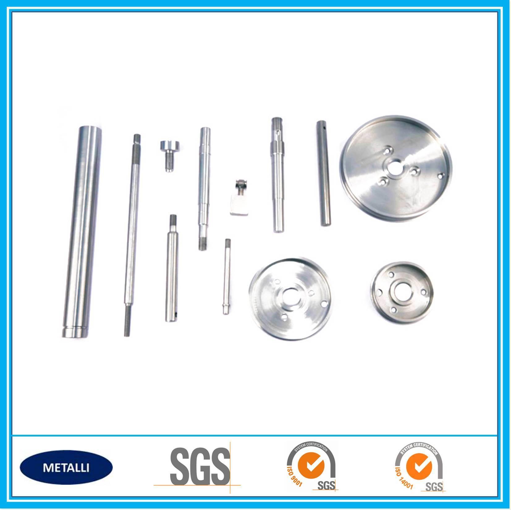 High Precision Custom Metal Mechanical CNC Machining Part