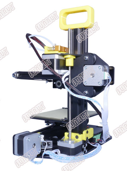 Small Printing Size V Slot DIY 3D Printer Kit