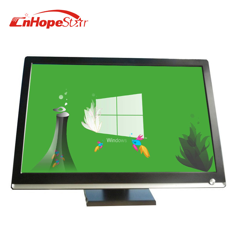"Resistive/ IR/ Capacitive/Saw 19"" POS Touch PC Monitor Widescreen Touch Screen Monitor"