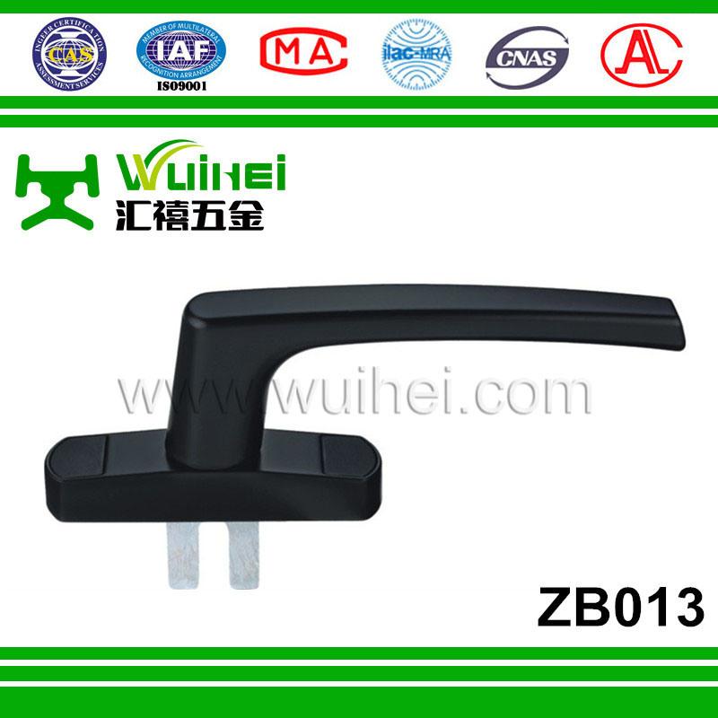 Aluminium Alloy Layer with Zinc Alloy Base Window Handle (ZB013)