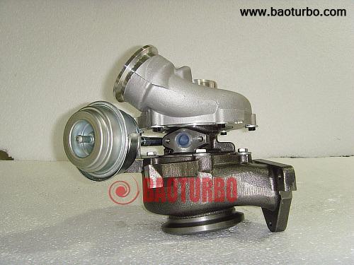 Gt1852V/709836-5004 Turbocharger for Benz