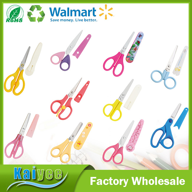Professional Rust Proof Antibacterail Children Food Scissors Kitchen Scissors