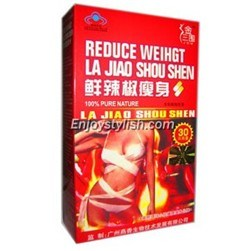 La Jiao Shou Shen Lose Weight Slimming Capsule