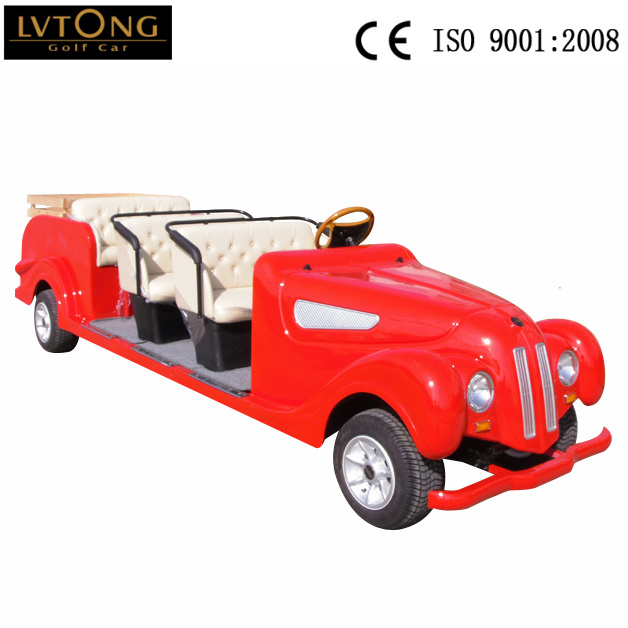 Battery Operated 8 Seats Electric Classic Car