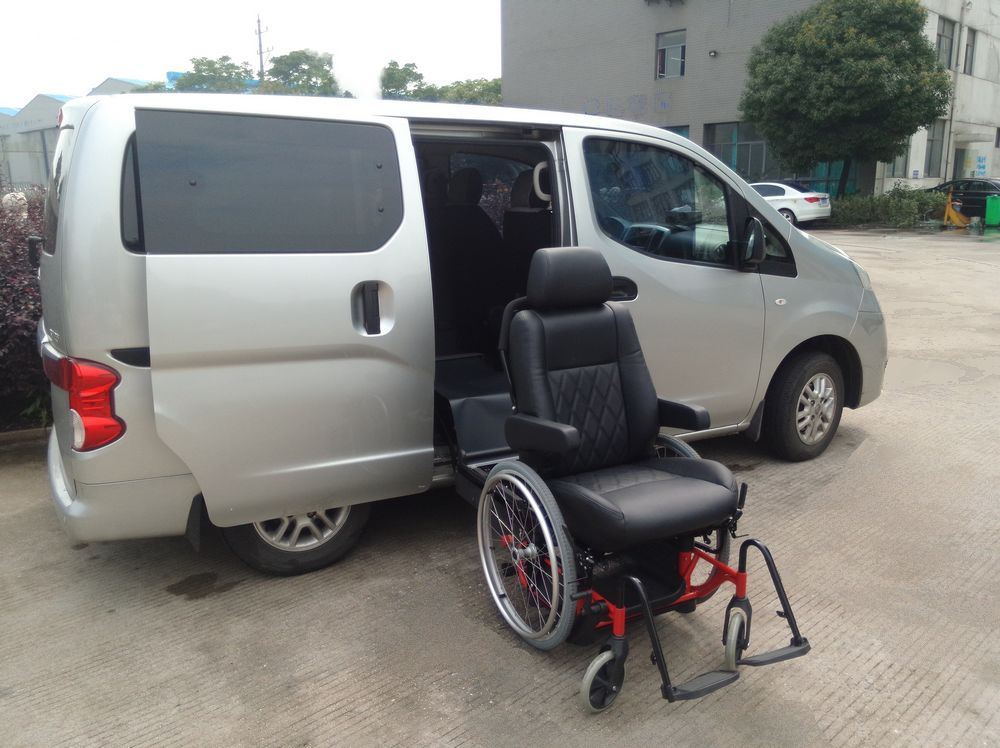 Turning Seat and Lifting Seat for The Disabled with Wheelchair and Loading 150kg