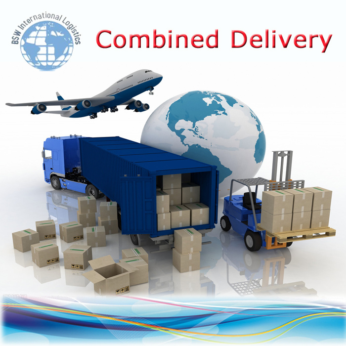 Combined Shipment; Transport; Ocean and Air Transport (Custom clearance) Service