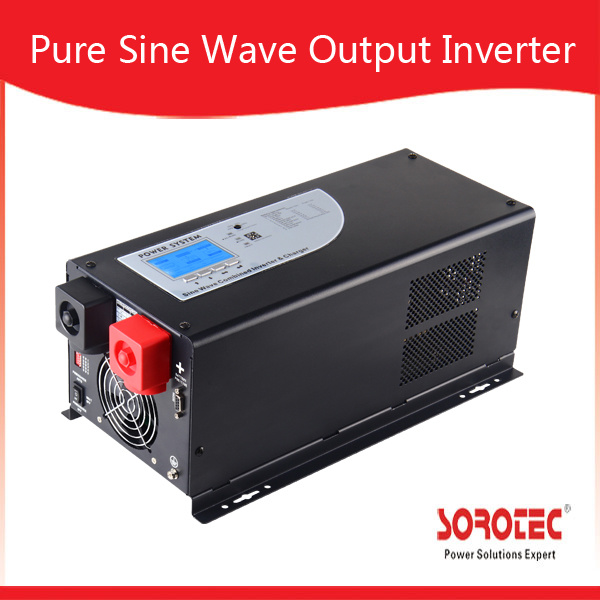 Low Frequency Power Inverter with AC Charger 230VAC / 120VAC 1-10kVA