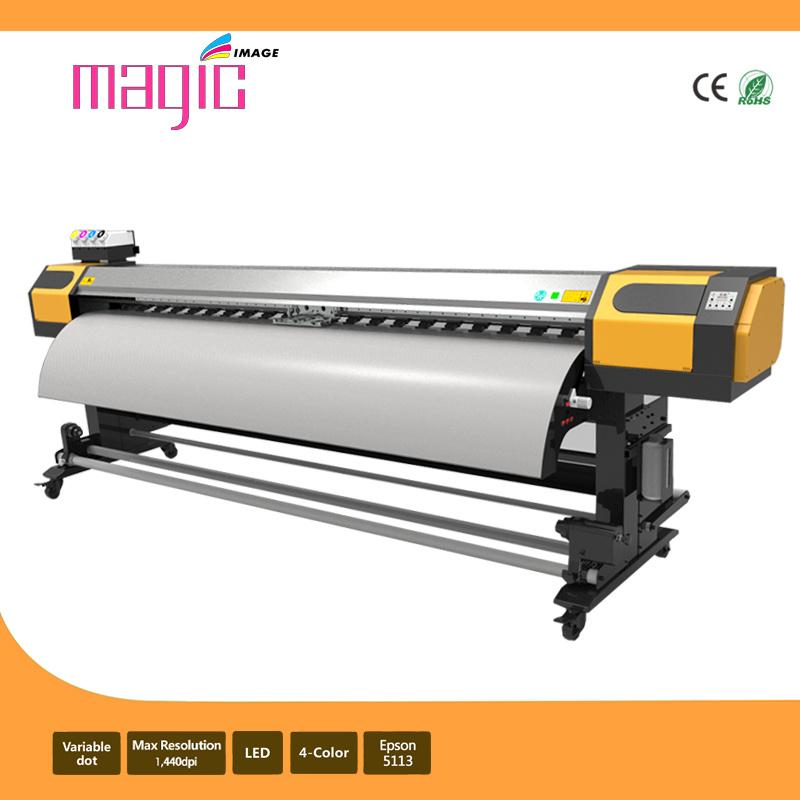 3.2m Sublimation Textile Printer with 2 Epson 5113