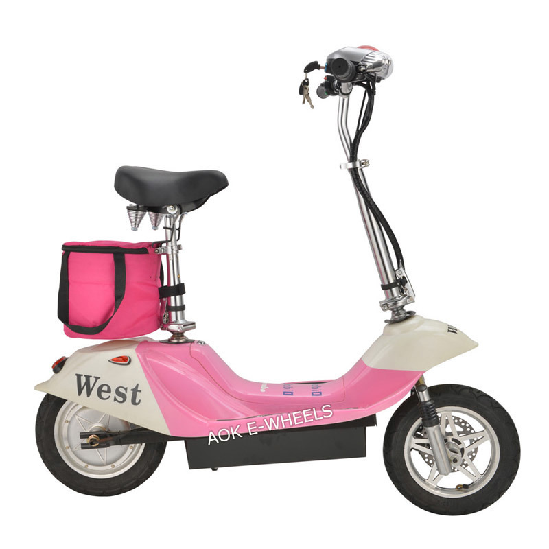 China Electric Scooter Aluminum Electric Scooter