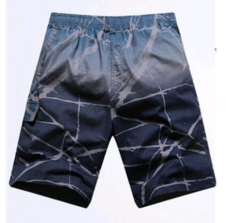 Men Sublimation Printing Custom Beach Shorts Board Shorts with 4 Way Stretch Fabric