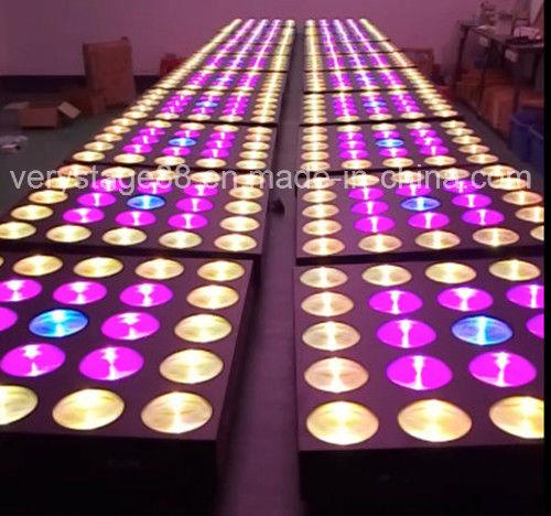 5*5 25head 10W Quad LED Matrix Wash Beam Blinder