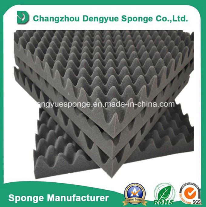 PU Fireproof Acoustic Panels Sound Absorbent Foam