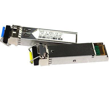 SFP Fibre Optic Transceivers/Model