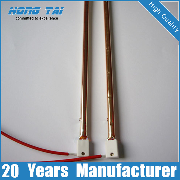 Infrared Carbon Fiber Quartz Tubular Heater