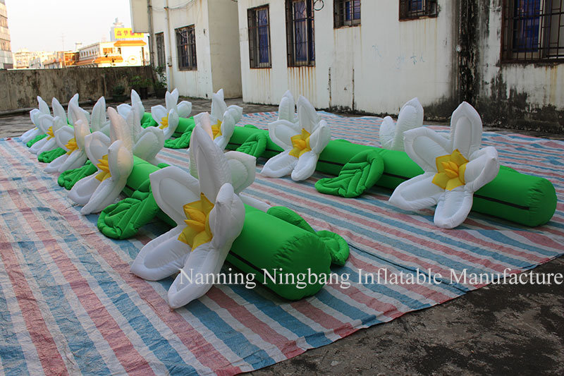 Hot Sale Inflatable Wedding Decoration Inflatable Flower Chain