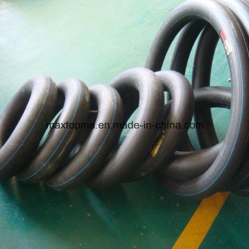 Motrocycle Butyl Rubber Inner Tube / Bike Tyre Inner Tube