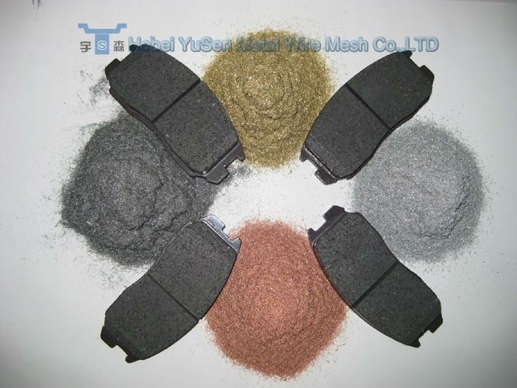 D1-80 Chopped Steel Wool for Brake Pads