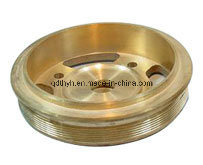 Customized Precision Brass/Bronze/Copper Casting for Machinery Parts