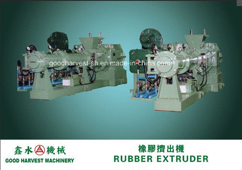 Rubber Extruder for Rubber Calender Line