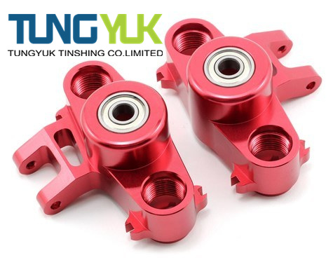 Customized CNC Machining Parts Used on Auto & Motorcycle Parts