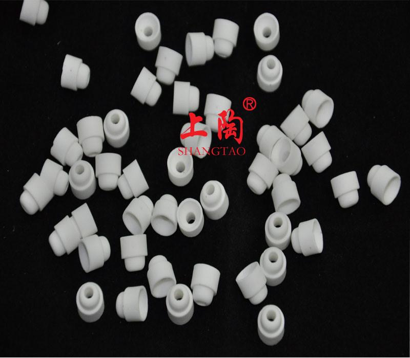 Steatite Ceramic Interlocking Insulating Beads