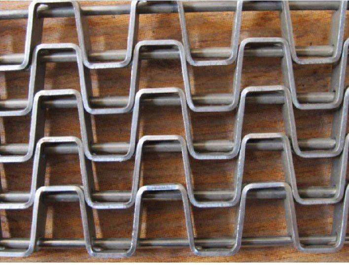 Honeycomb Mesh Belt for Conveyor Equipment
