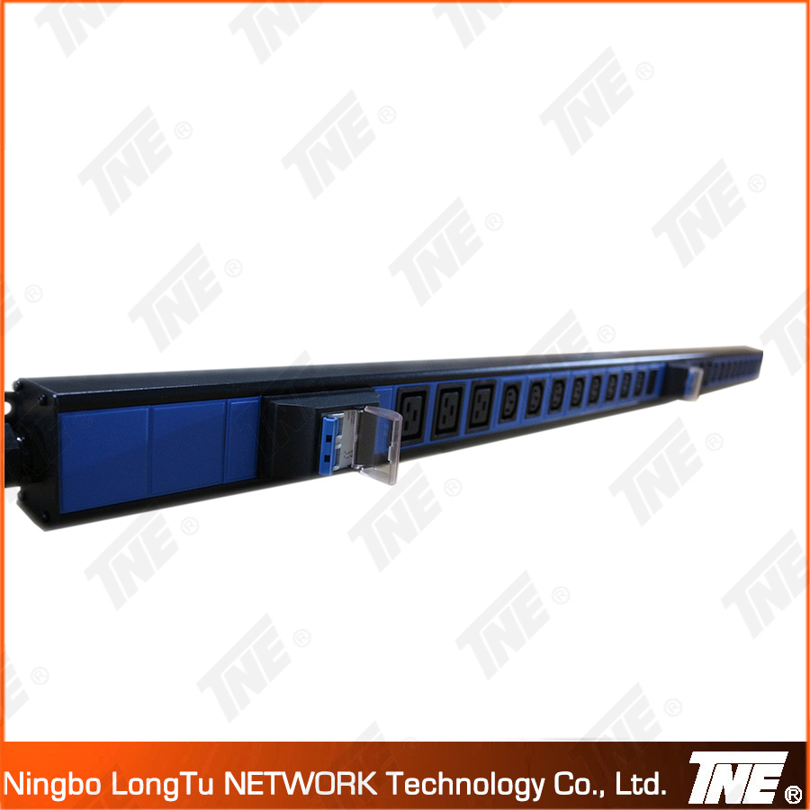 IEC Power Distribution Unit for Network Cabinet