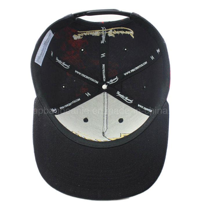 Custom Embroidery Snapback Cap