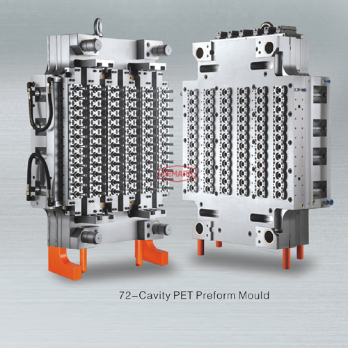Cap Injection Mould (hot runner)