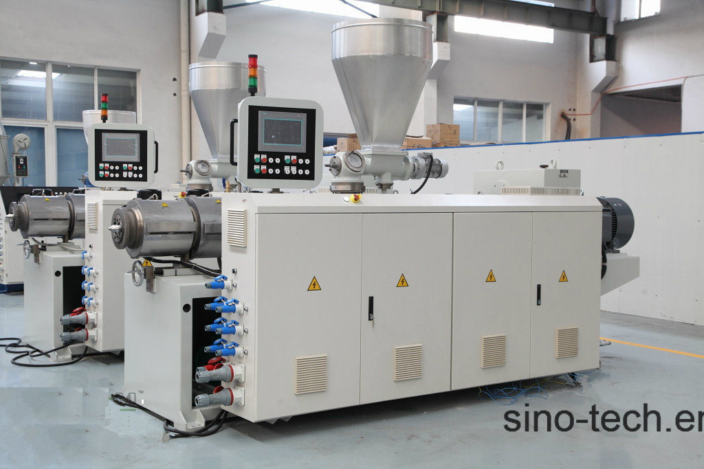 PVC Pipe Extrusion Making Machine for PVC Pipe Production