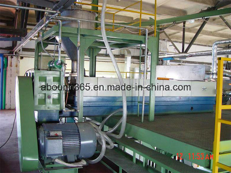 Double S PP Spunboned Non-Woven Fabric Production Line