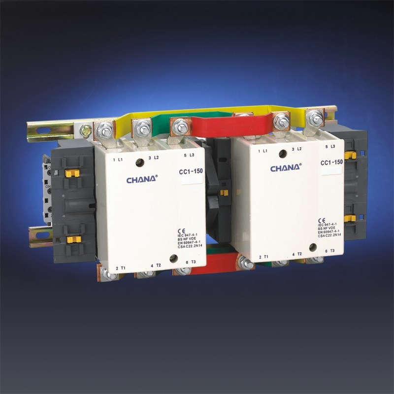 AC/DC Cc1-150n Reversing Changeover Type Contactor