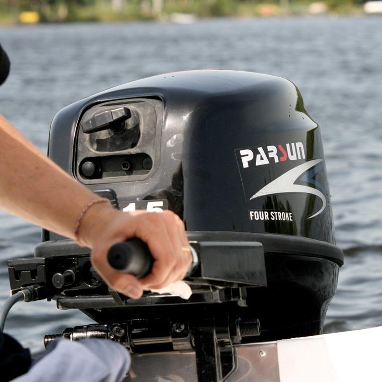 9.8HP 4-Stroke Outboard Motor