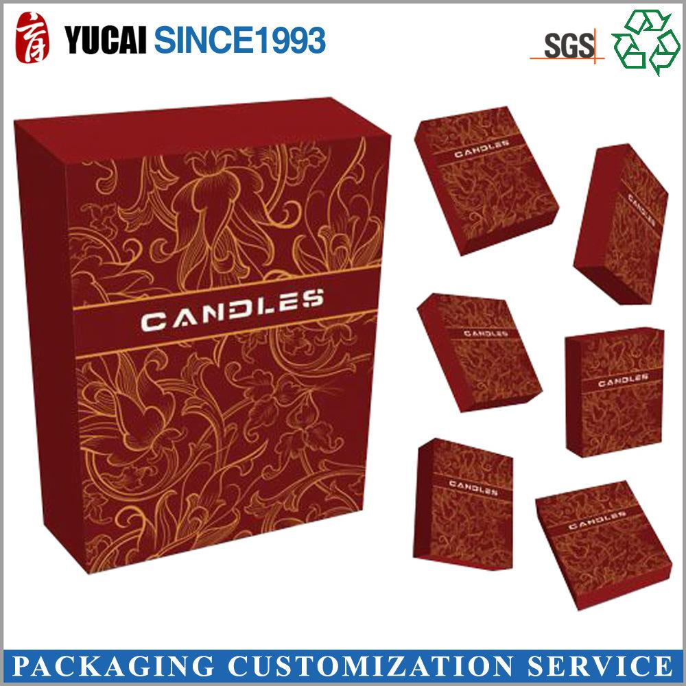 Nice Birthday Gift Candy Series of Mini Gift Box Packing Rectangular Cute Box
