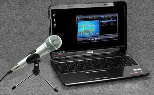 Ealsem Es-501 White Colour Metal Body Condenser Computer Microphone