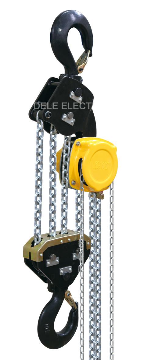 Panda Type Chain Pulley Blocks of 10ton