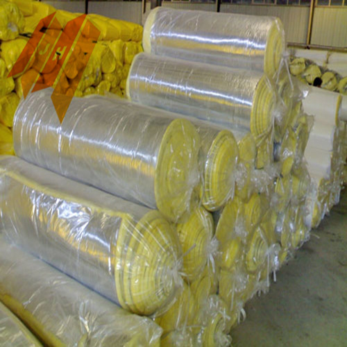 China top quality rock wool blanket glass wool insulation for Glass wool insulation