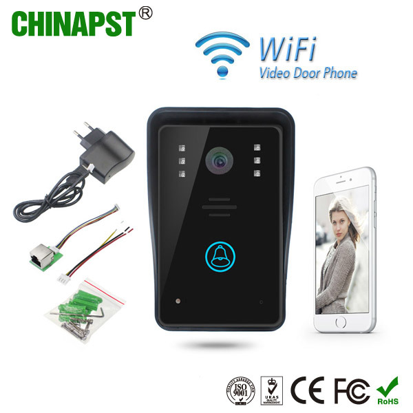WiFi Video Intercom System for Smart Home Automation System (PST-WiFi002A)