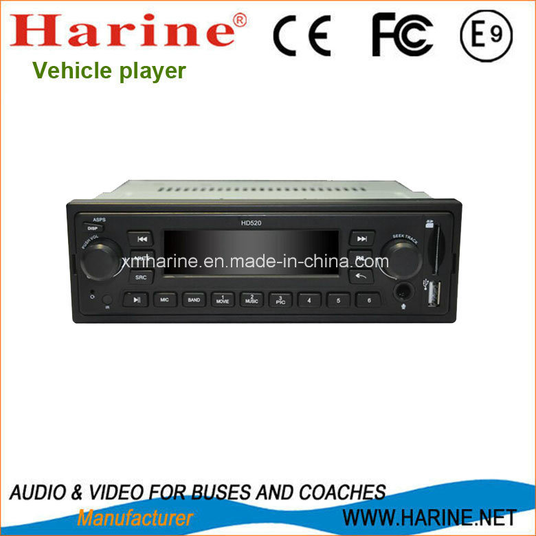 Bus HDD MP5 Player Car Multimedia Player