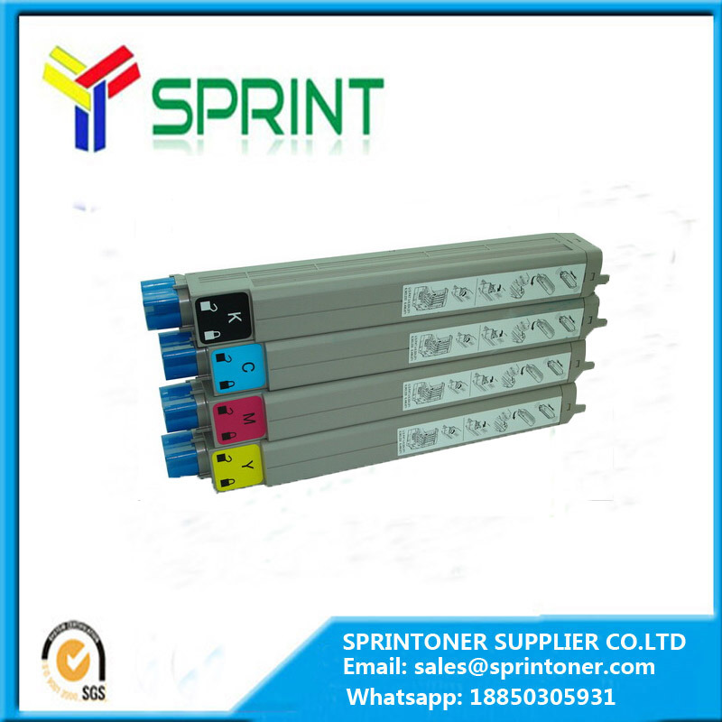 Compatible Color Toner Cartridge for Oki C910