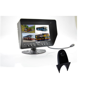 Car Rearview Monitor with 7 Inch TFT LCD Screen