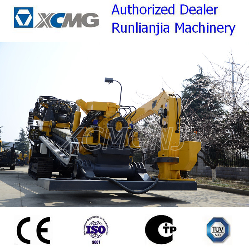XCMG Xz1500 Horizontal Directional Drill (HDD) Rig with Cummins Engine