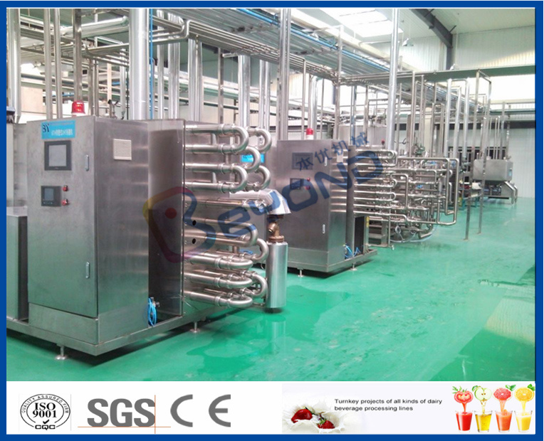 Full Set of Beverage Production Equipment (1-40TPH)