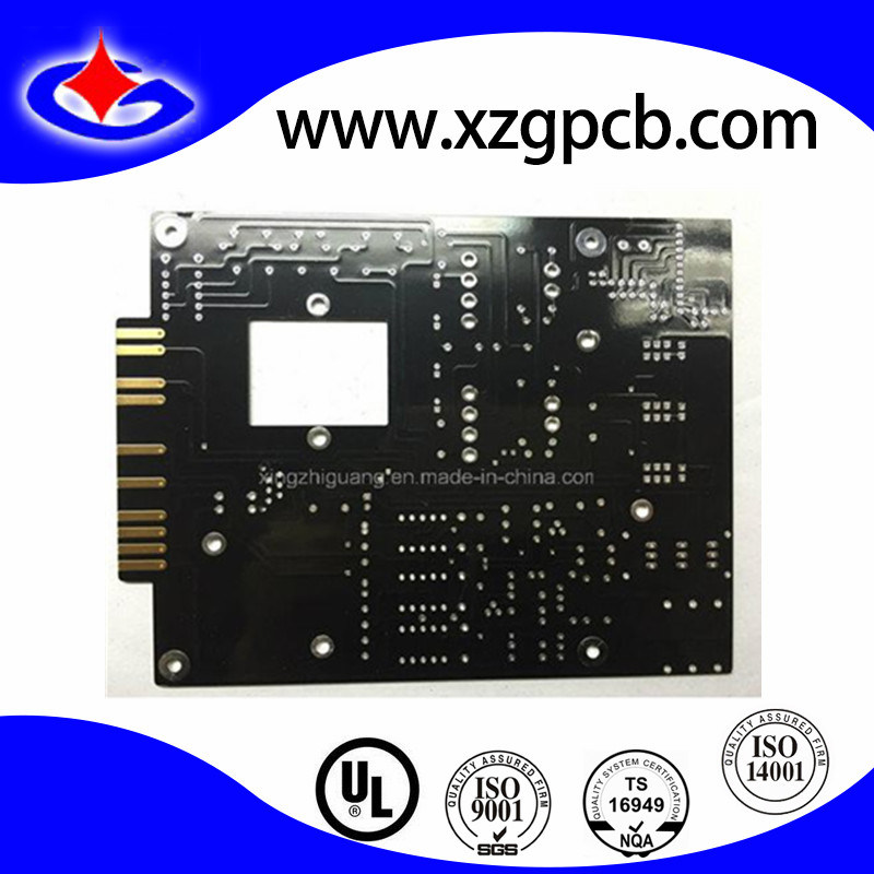 Multilayer Fr4 PCB Circuit with Gold Plating Finger