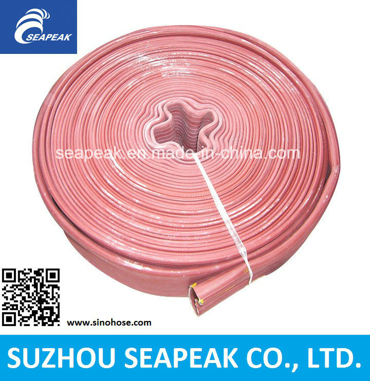 "Rubber Covered Fire Hose (1"" ~ 4"")"