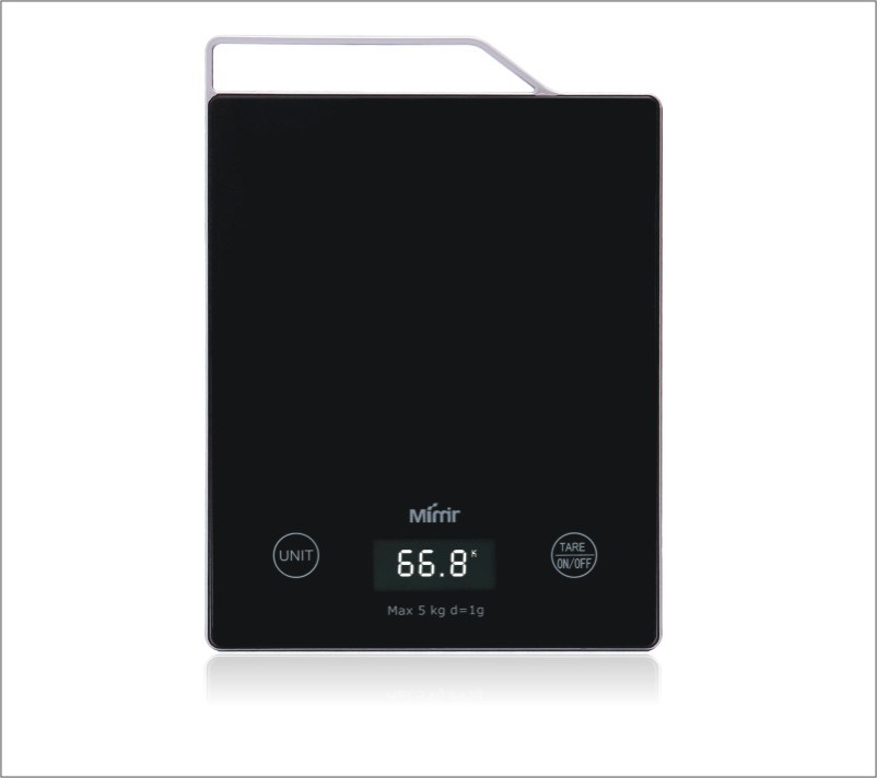 Mimir Product Kitchen Scale Mc-02
